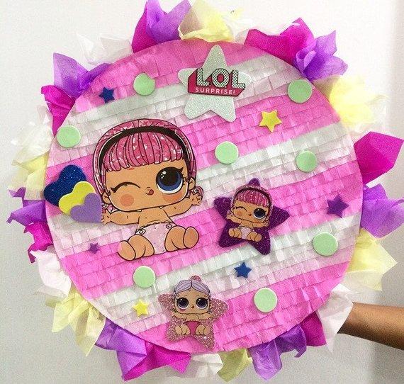 Lol Surprise Pinata Hermosa Juego Muneca Products Pinterest