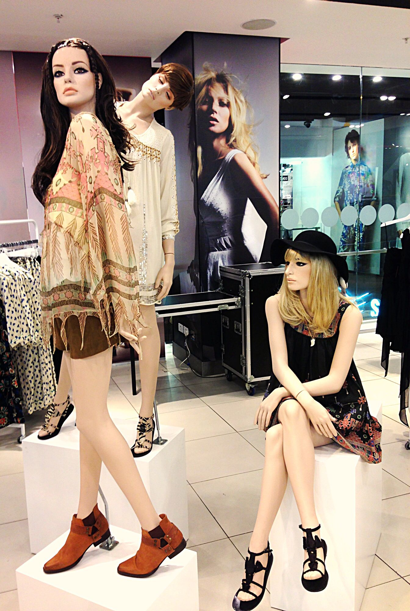 Kate Moss collection for TOPSHOP 214