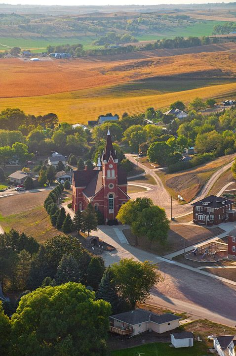 Cedar County Cathedrals--from Nebraska Life Magazine--great magazine!!