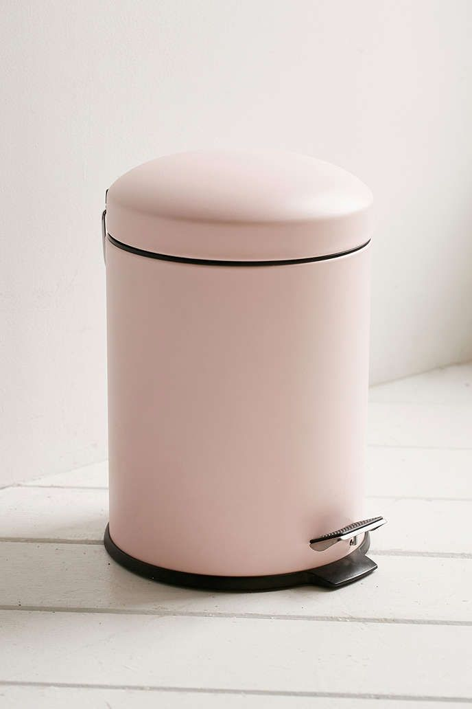 Mini Trash Can Room Accessories Bedroom Trash Can Pink Home Decor