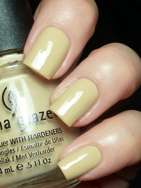 Fashion Polish: China Glaze On Safari Collection Swatches & Review ...