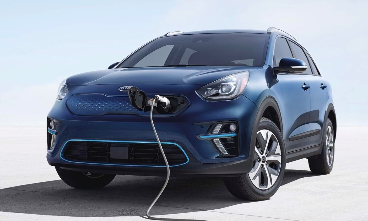 New Kia Niro Ev Kia Motor Car Electric Car