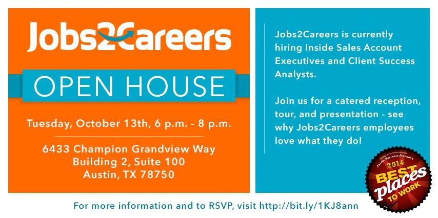 Jobs2Careers on (With images) Open house, Job search