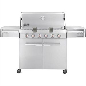 weber summit s620 natural gas barbeque grill bbq grilling - Weber Summit S420