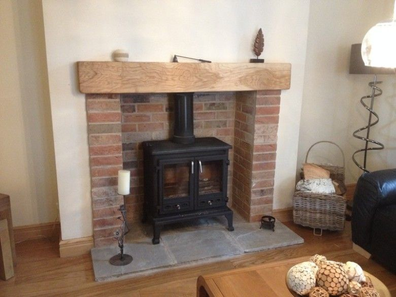 Brick boards brick boards heat resistant insulating panels made from real brick slips house - Brick fireplace surrounds ideas ...