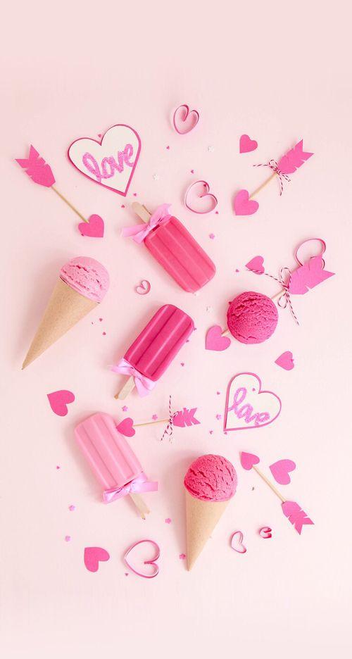 Love Pink Wallpaper iPhone - Best iPhone Wallpaper