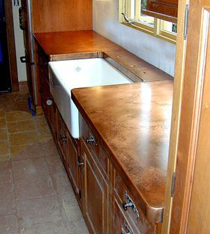 Copper Countertops Hoods Sinks Ranges Panels By Copper