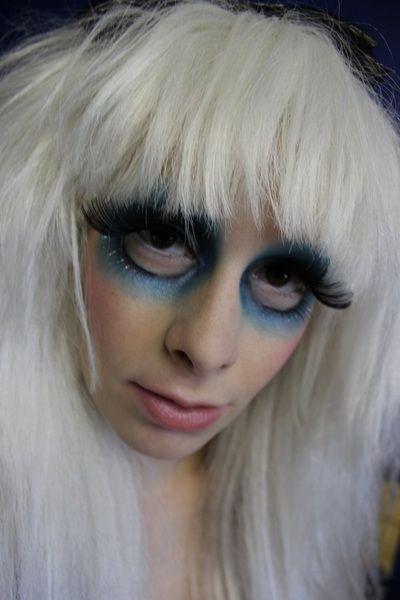 extreme makeup   mAlice in Wonderland
