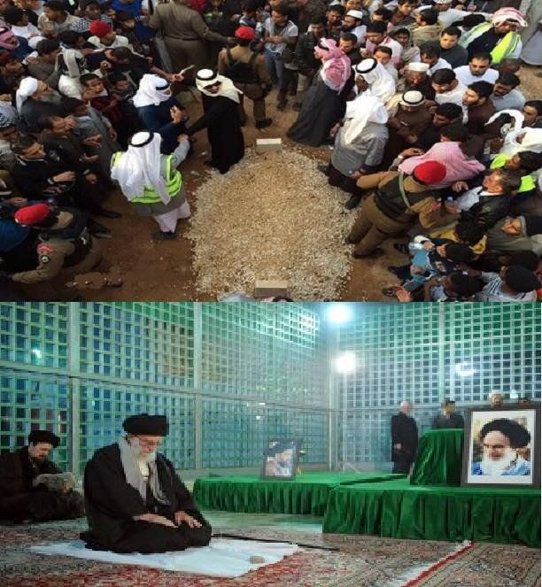 A Comparison Between The Tomb Of King Abdullah Of Saudi Arabia Which Cost 200 And The Shrine Of Khomeini In Iran Which Cost 2 Bil Wrestling Libya History