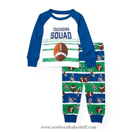 ae6da099b Baby Boy Clothes The Children's Place Baby Little Boys' Top and Pants  Pajama Set, · Bebés VaronesRopa De ...