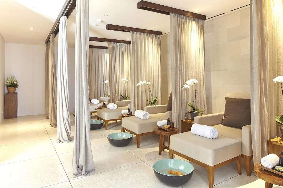 Enjoy the decadent spa of the Alila Seminyak resort in Bali, one of the best in Southeast Asia.