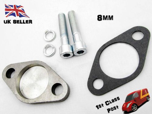 Details about BMW EGR VALVE BLANKING BLOCK OFF PLATE E60 E61