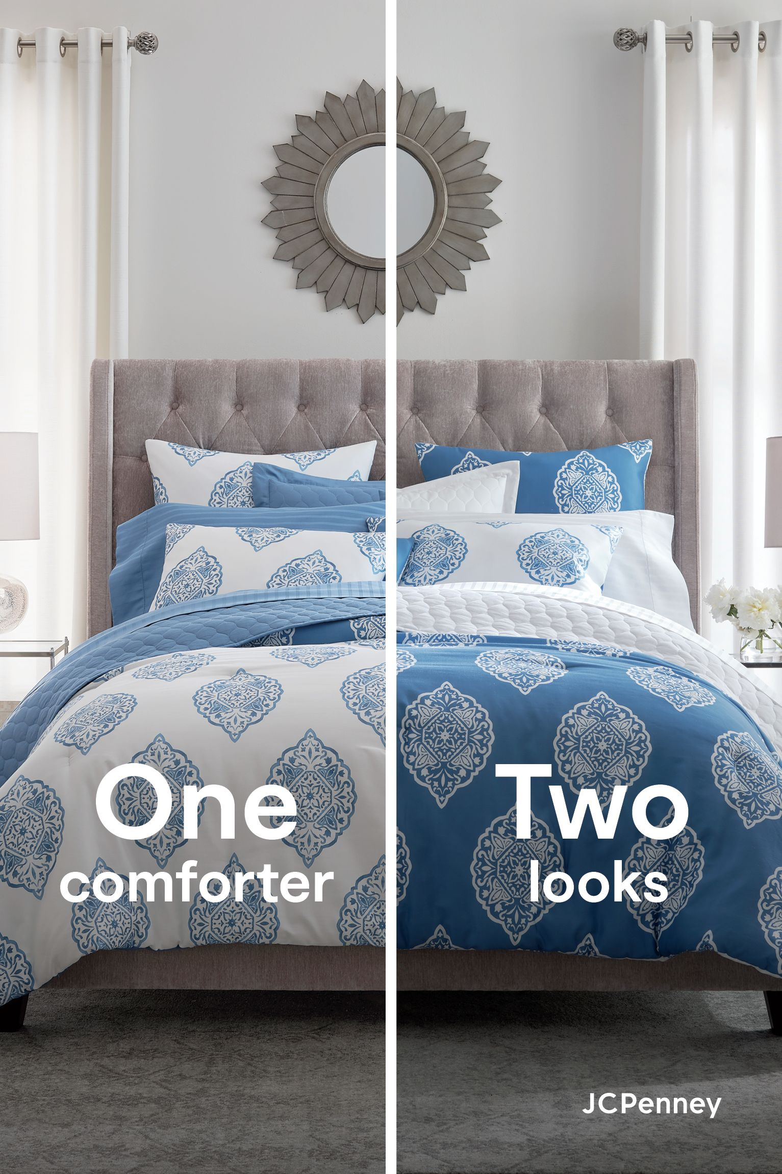 Get Two Bedding Looks In One Start With The New Liz Claiborne