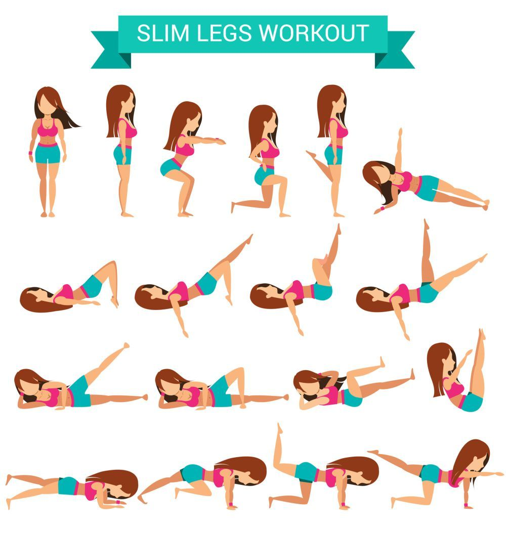 Legs Thighs And You Slim Legs Workout Workouts For Teenage Girls Legs Workout