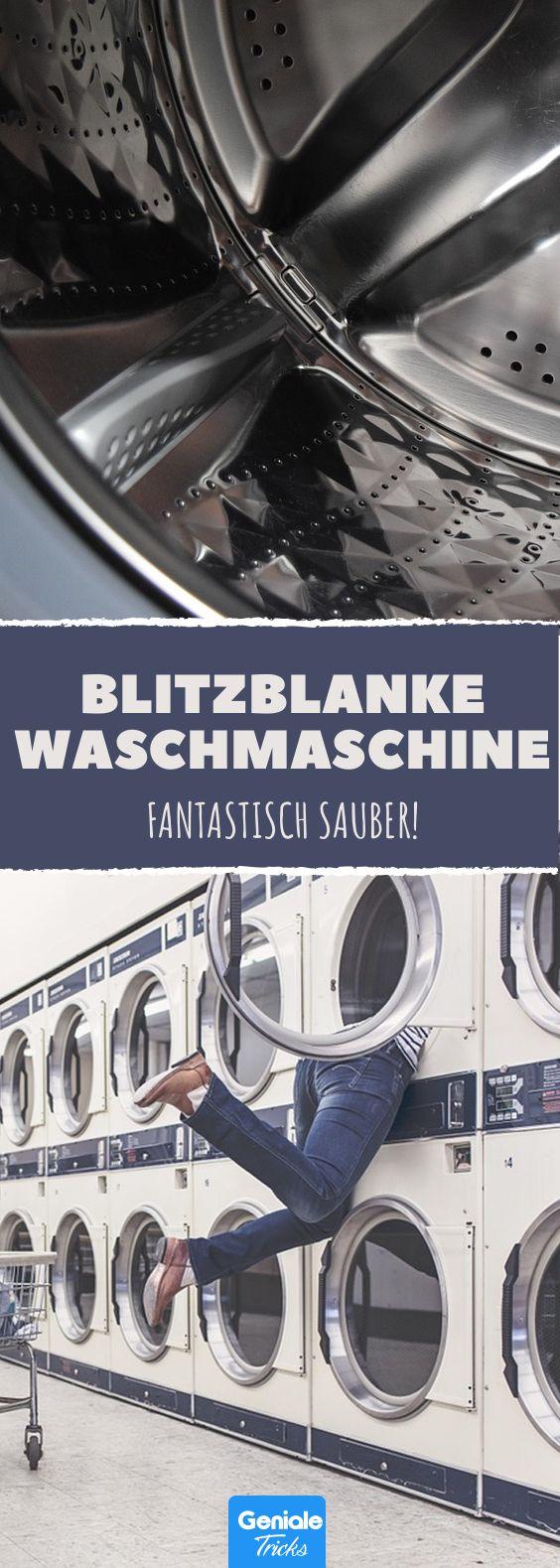 wie man eine waschmaschine wirklich sauber bekommt praktisches pinterest waschmaschine. Black Bedroom Furniture Sets. Home Design Ideas
