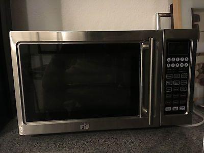 Mikrowelle FiF, Edelstahl, mit Grill,gebraucht, aber in einem sehr - edelstahl küche gebraucht