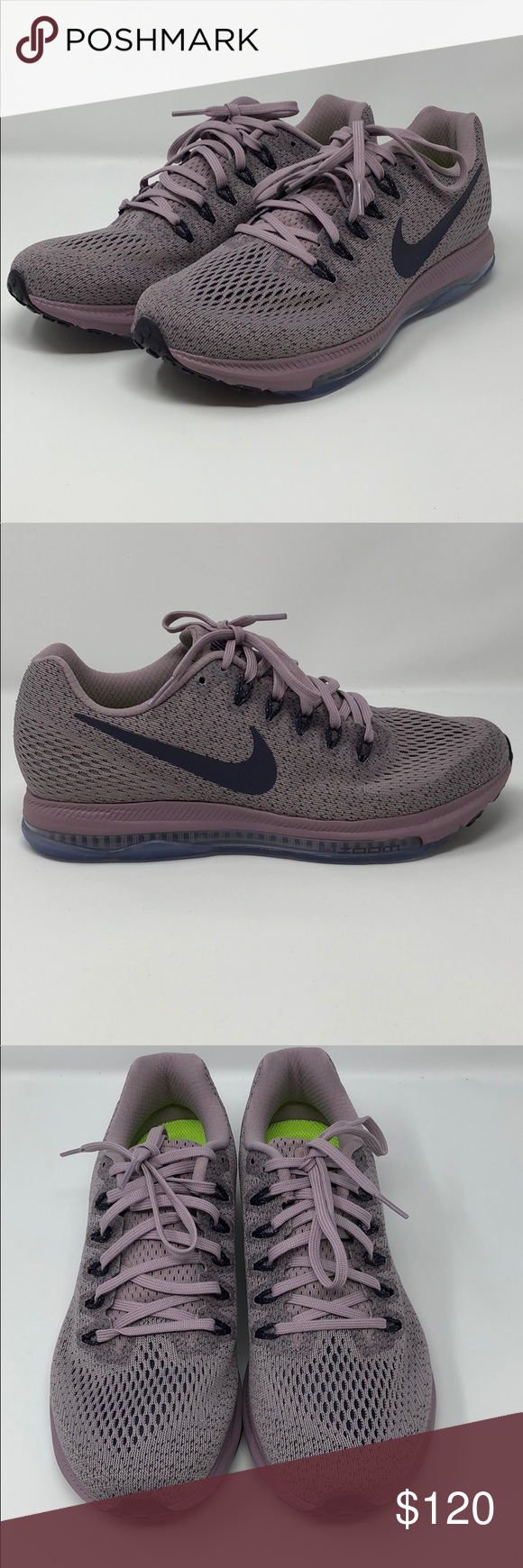6faa70946414 Women s Nike Zoom All Out Low Plum Fog.  No Box  878671-500 Colour ...
