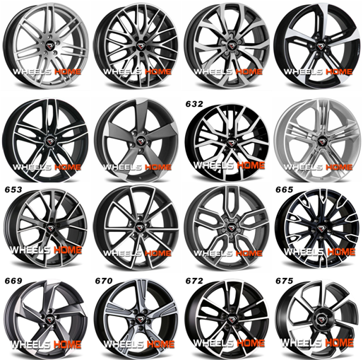 Product Inquiry About 17 18 19 20 21 22 Inch 5 112 Wheels New Designs Popular Alloy Wheels From Steven Lee