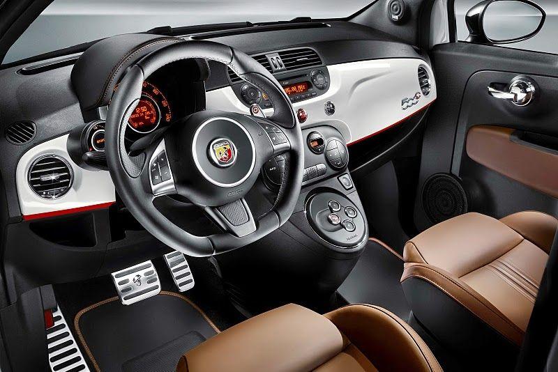 2011 Fiat Abarth 500C Interior View 2016 Fiat 500 Abarth ...