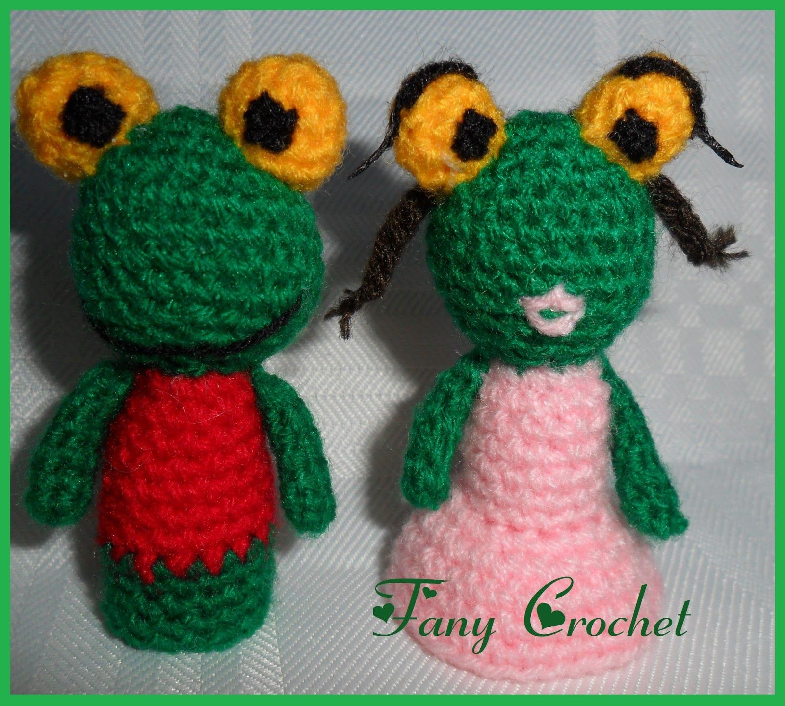 Fany Crochet | AMIGURUMIS | Pinterest | Varios