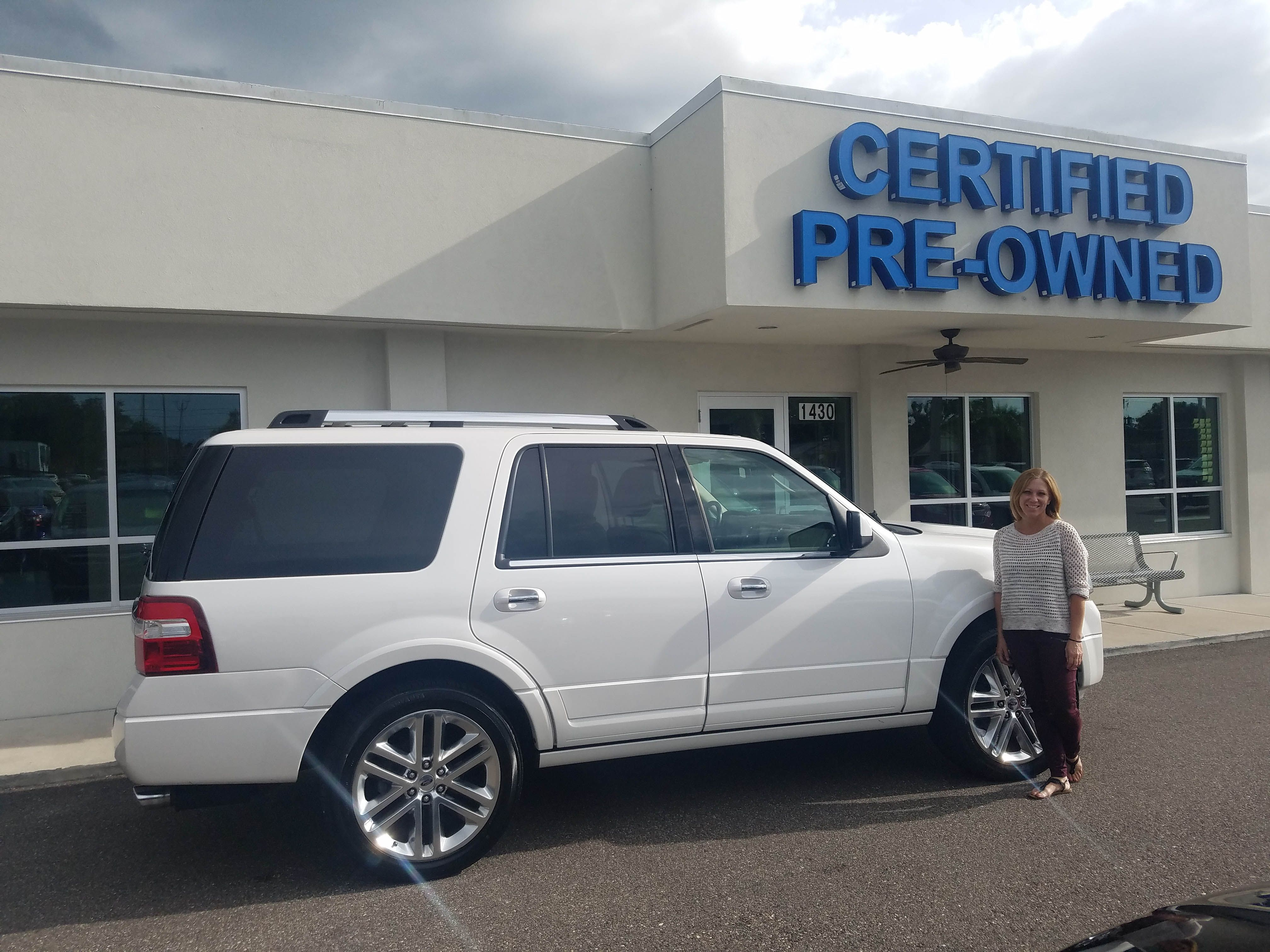 Thanks Mrs Amy Odermatt Have Fun In Your New 2015 Ford
