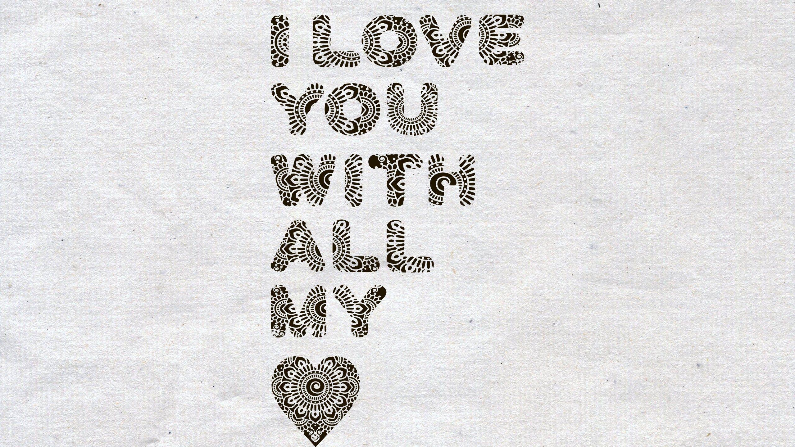 Download Mandala svg | I love you svg | love svg | heart svg | valentine svg | Png Cricut Svg Map Dxf Map ...
