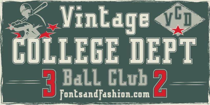 Vintage College Dept Outline Fonts And Fashion Sport Vintage College Outline Oldschool Athletic Univer Outline Fonts Free Fonts Download Outline