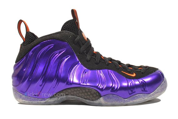 info for 0ce6a cbcc1 Nike Air Foamposite One Phoenix Suns