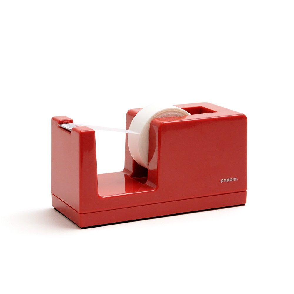 such a beauty… Red Tape Dispenser | My New Desk ️ ...