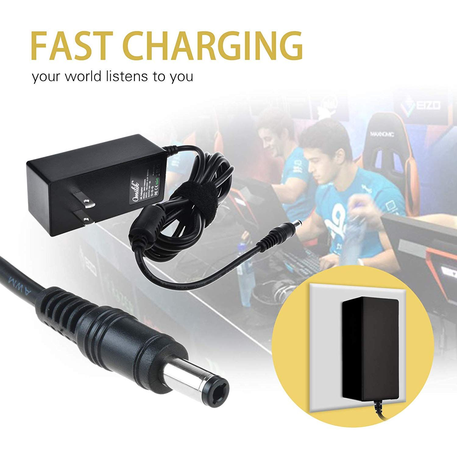 Gaming Chair Charger Charger, Games, Gaming chair