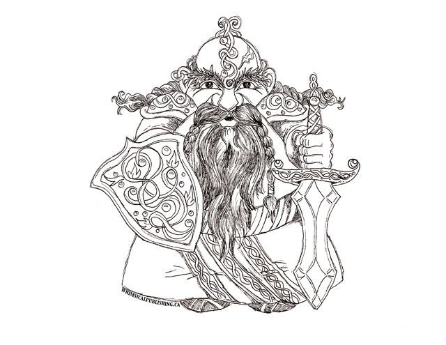 Lord Of The Rings Coloring Pages With Whimsical Dwarf Colouring Page Free Download Whimsicalpublish Free Kids Coloring Pages Colouring Pages Coloring Pages