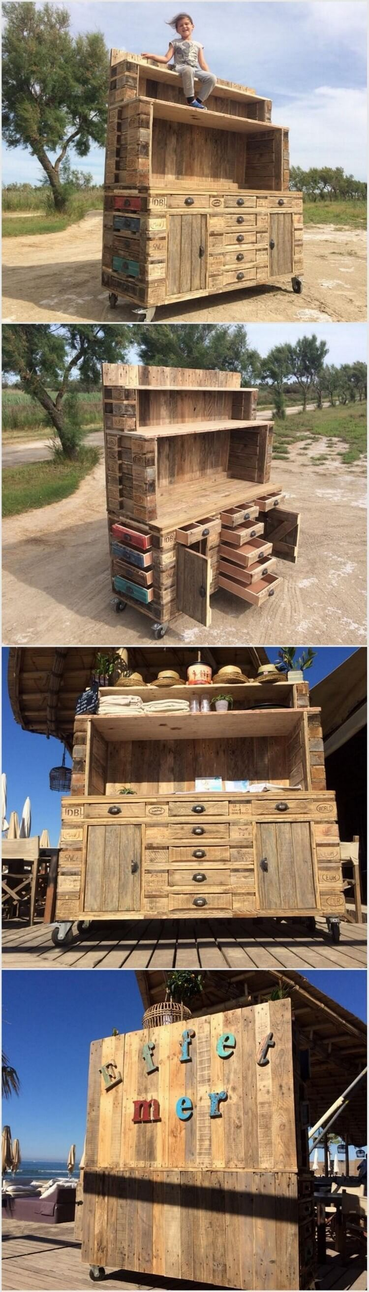 Ingenious Ways to Repurpose Old Wood Pallets