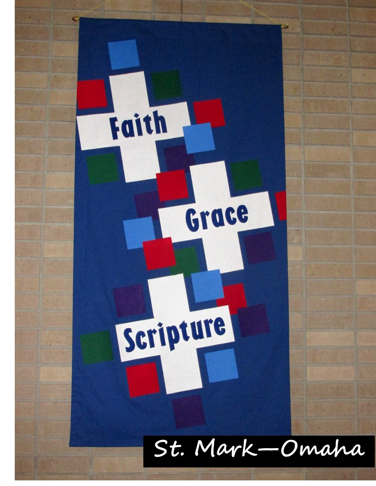 A Banner To Remember Martin Luther And The Reformation