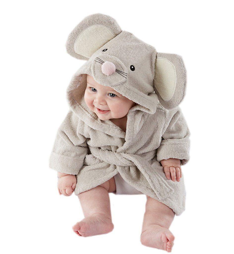 Surenow albornoz pijama camis n batas felpa toalla - Toalla albornoz ...