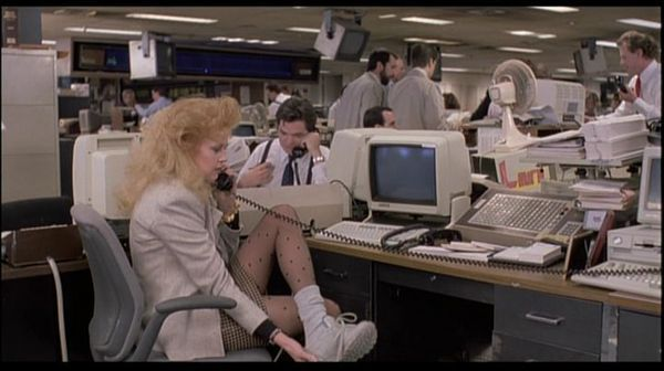 Melanie Griffith Working Girl   CommuterProblems: Finding the Perfect Commuting Shoes