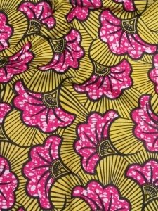tissu africain au metre pas cher