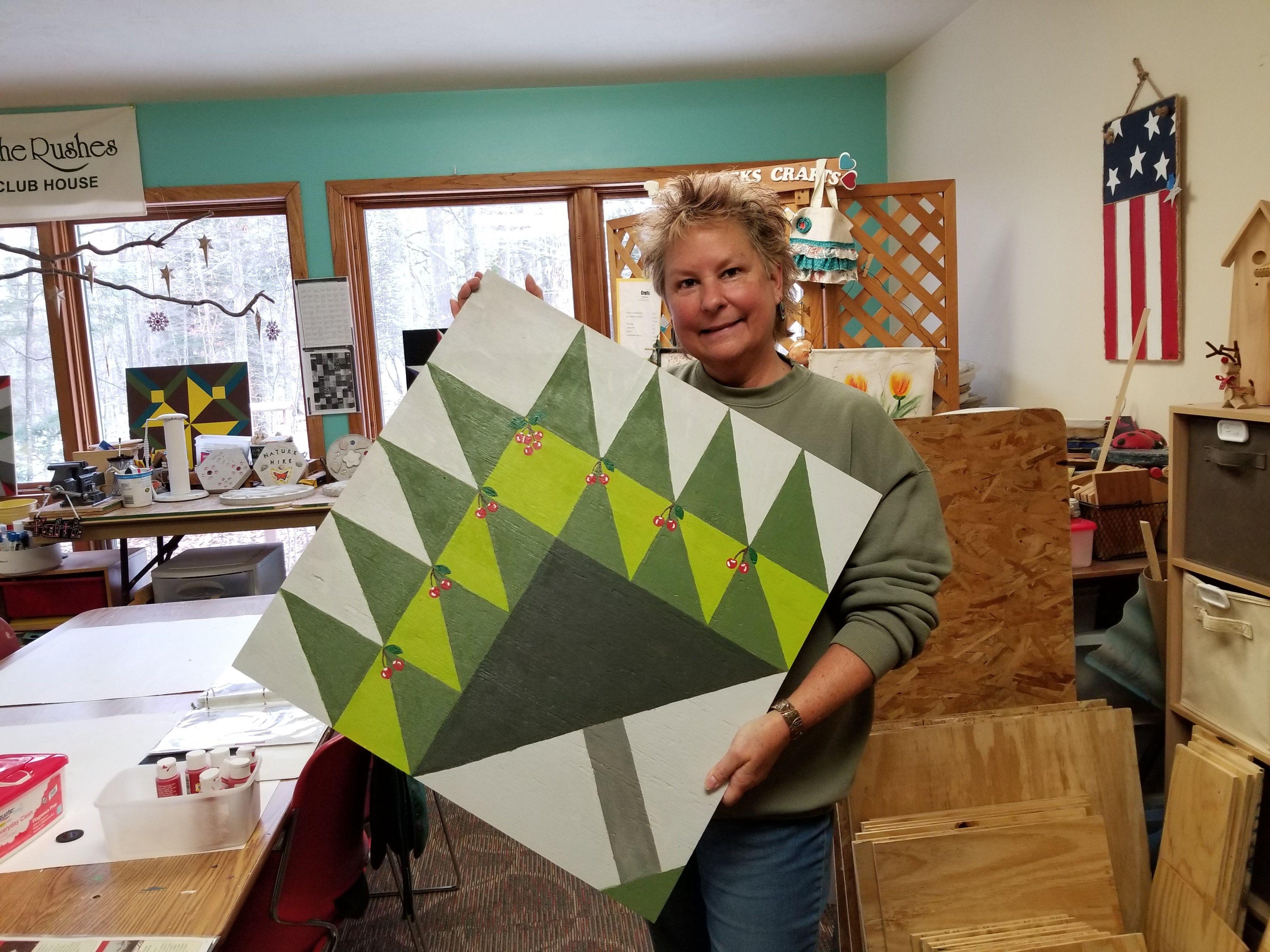 Activities At The Rushes In Bailey S Harbor Wisconsin Door County Wi Painted Barn Quilts Baileys Harbor Activities
