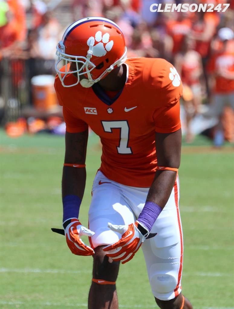 Mike Williams Clemson Clemson Football Players Clemson Football Mike Williams