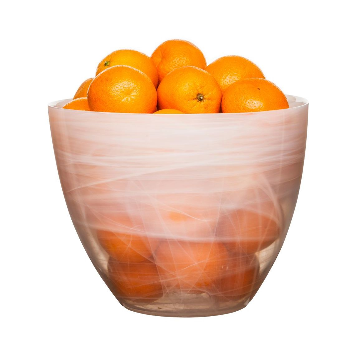 Display your fruits and veggies in this unique, artistic bowl. Unlike solid color bowls, this piece features a spirit-like translucent quality with a subtlety that accents with true character. We love ...  Find the White Goddess Bowl, as seen in the Love to Cook Collection at http://dotandbo.com/collections/love-to-cook?utm_source=pinterest&utm_medium=organic&db_sku=103173
