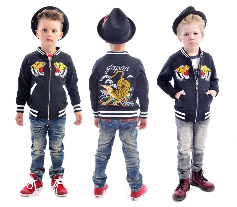 Souvenir Jacket, Freddy Fedora and RYK winter denim | Rock Your Kid winter 2014 | Boys fashion | www.rockyourbaby.com