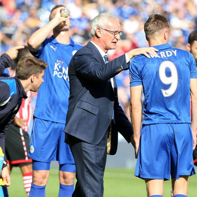 Schmeichel Stellar As Leicester City Steal A Point Vs Southampton Premier League Champions Leicester City Premier League