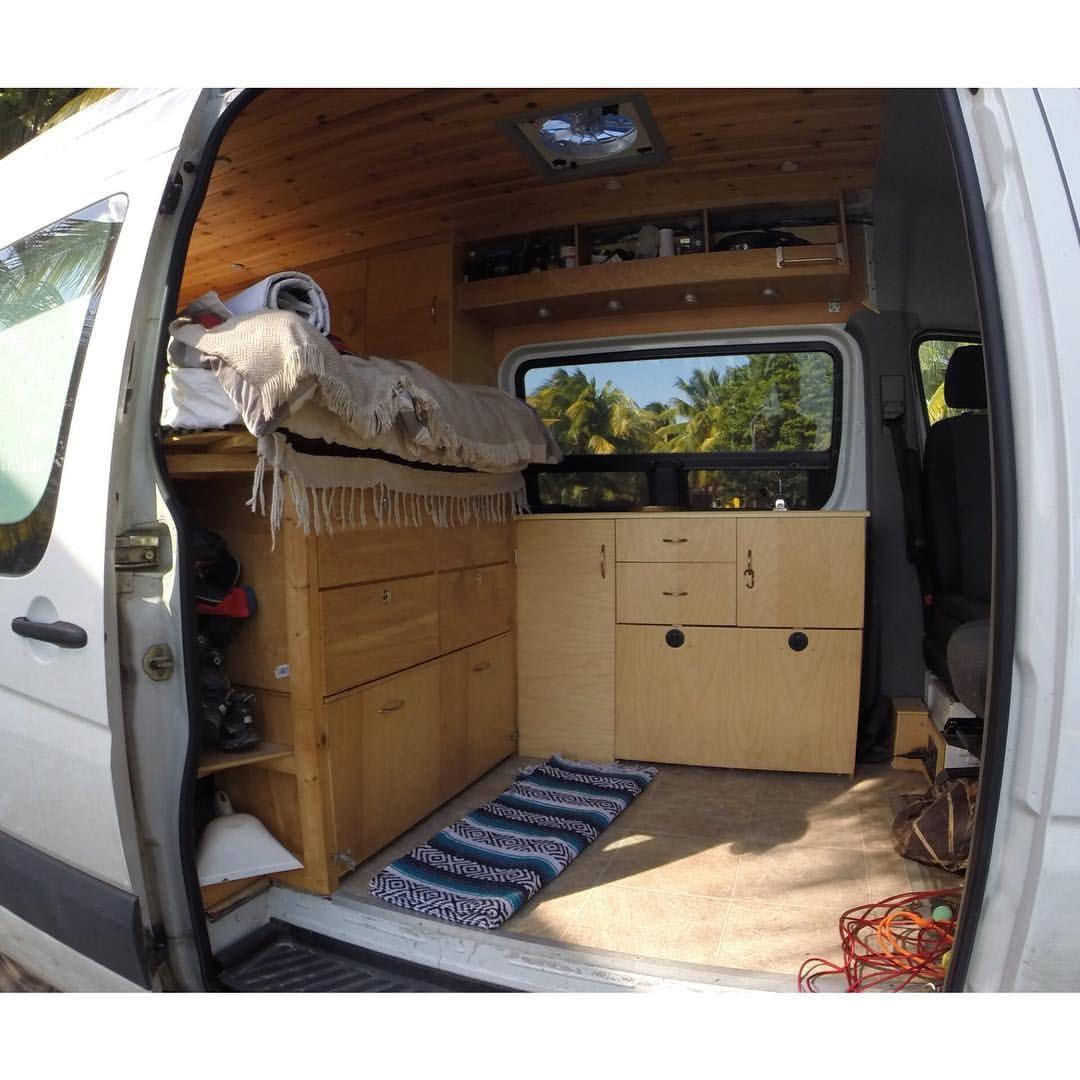 Explore Cabinet Storage Van Life And More