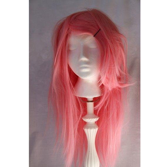 Halloween Costumes W Pink Hair
