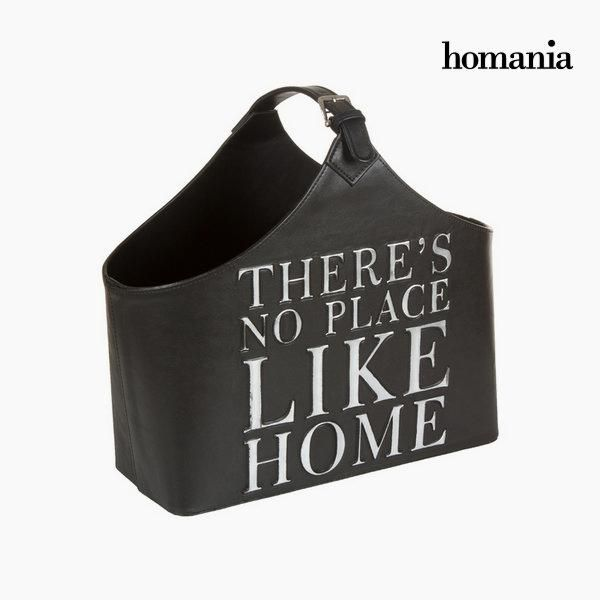 Description If You Wish To Add An Air Of Mystery Or Fairy: Magazine Rack Black Belt Color By Homania