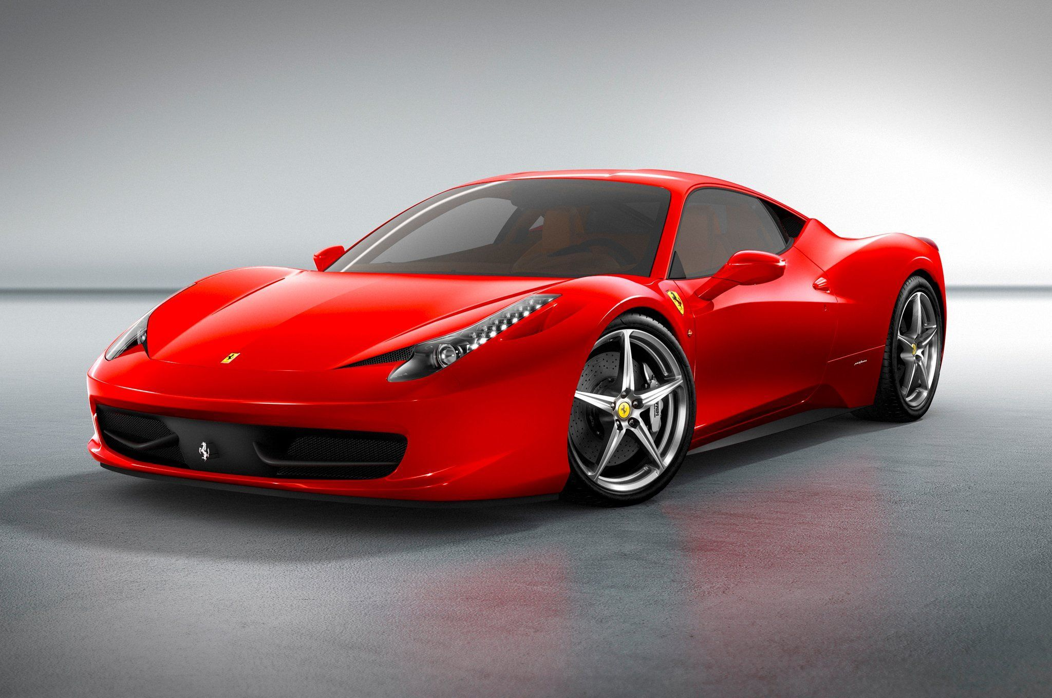 Ferrari 458 Ferrari sports cars Pinterest