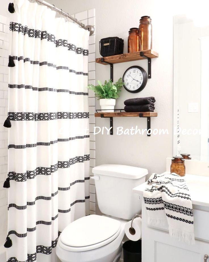 14 Very Creative Diy Ideas For The Bathroom 1 Bathroom Design Small Small Bathroom Decor Small Bathroom Remodel