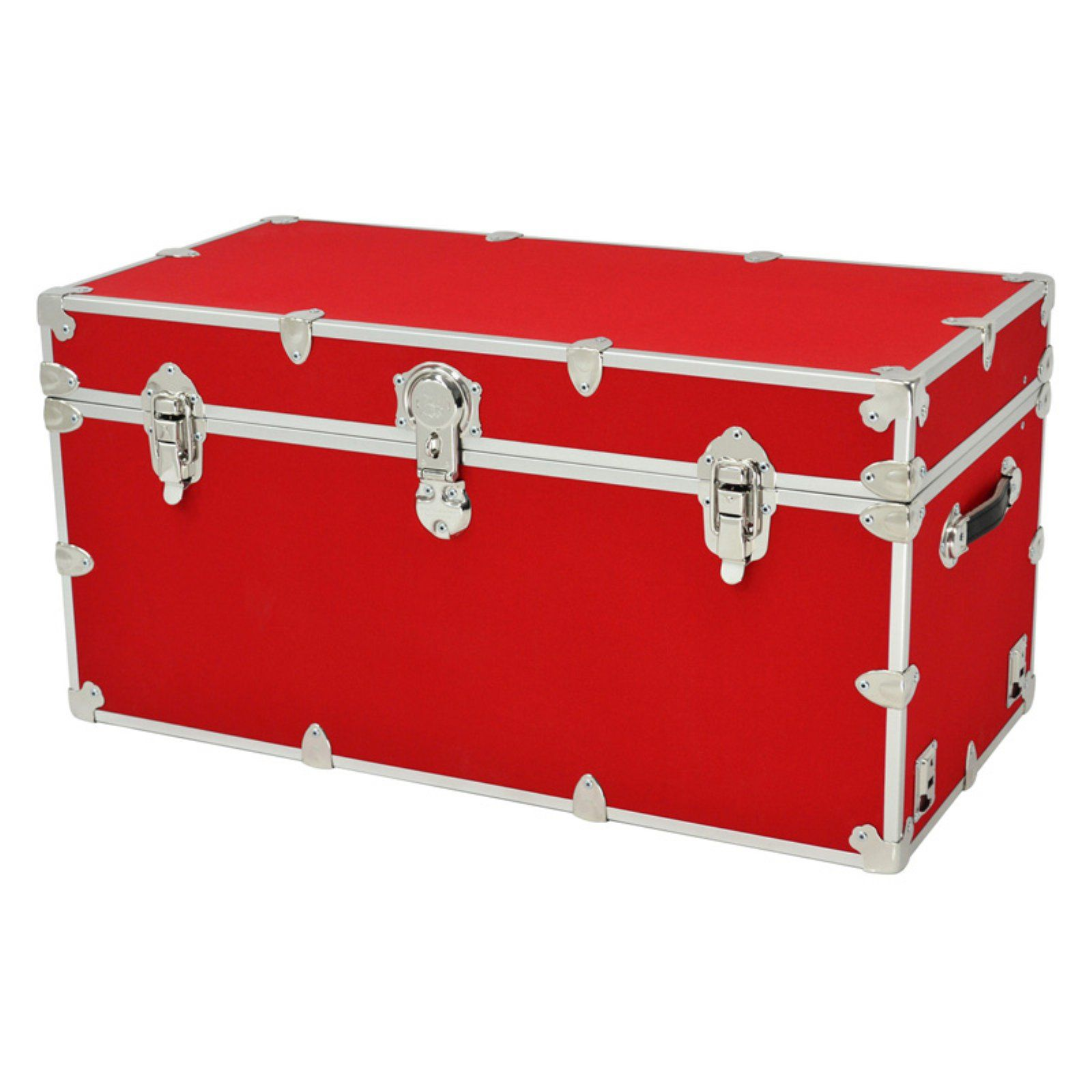 Rhino Trunk And Case Armor Trunk Double Extra Large Red