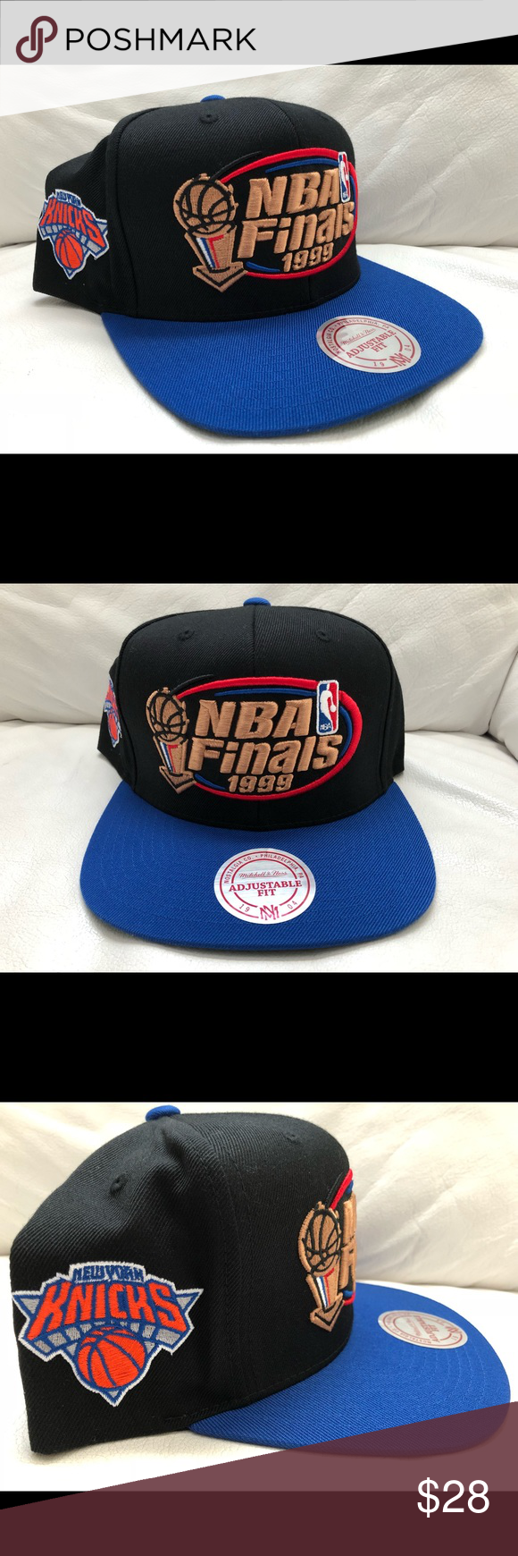 New York Knicks Mitchell And Ness Hat