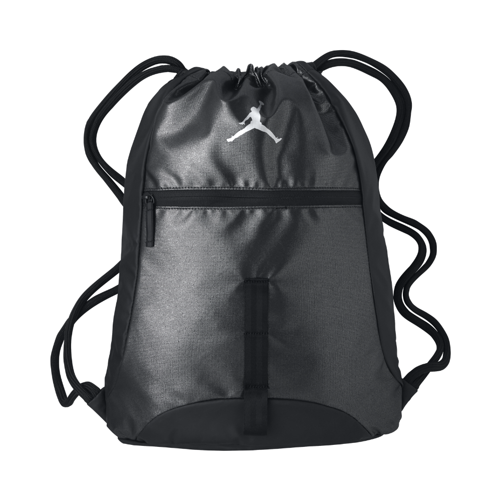 Jordan Elusive Gym Sack, by Nike   Products   Pinterest   Backpack ... b3fbcce776