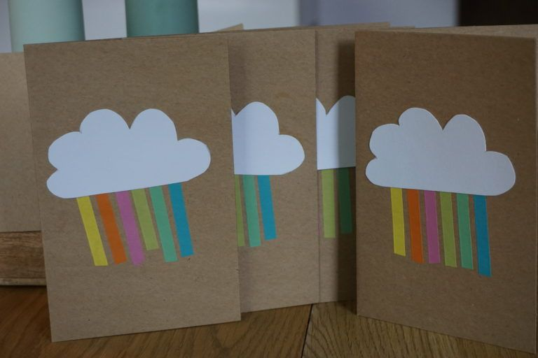 Photo of Children's birthday – invitation cards – two things – lively life
